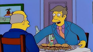 Steamed Hams, But Seymour is Voiced by Spongebob (Tom Kenny) - 15.ai