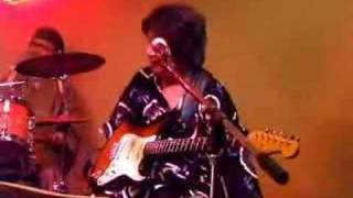 Shiotsugu Shinji B3(Blues Trio) at CANDY Kyoto Shinji Shiotsugu gui...
