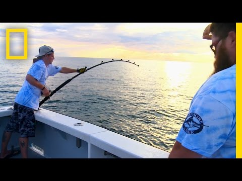 Catch Of The Week -Hot Tuna's On Fire | Wicked Tuna