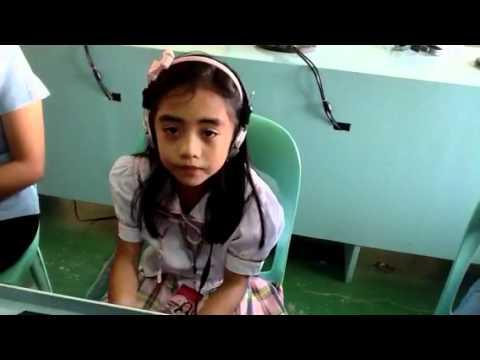 cci grade 3 singing born this way