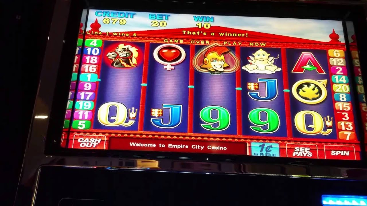 Love And War Slot Machine