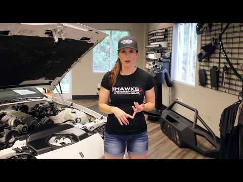 Hawks ABS Headliner Installation For 82-92 Camaro/Firebird