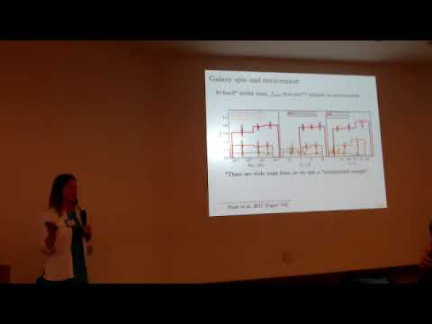 Melanie Veale: Stellar kinematics and environment of local MASSIVE galaxies