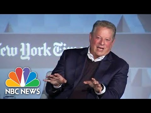 Al Gore Says He Supports Elimination Of Electoral College | NBC News