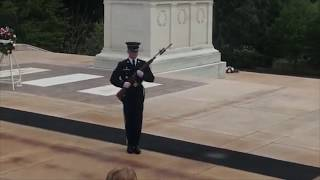 Tomb of the Unknown Soldier TRESPASSED, YELLING & FAILS Compilation