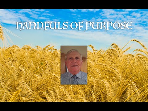 11. HANDFULS OF PURPOSE Dan Gillies. Series 2. The Lord Jesus - The Great Abolitionist (1)