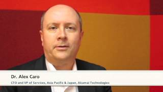 Dr. Caro from Akamai speaks about the future of the public, private, hybrid and community cloud