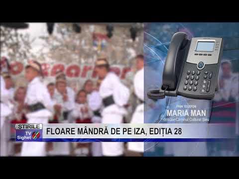 Stire 9 FLOARE MÂNDRĂ DE PE IZA, EDIȚIA 28