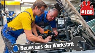 Live-Diagnose: Wieso läuft der Astra nur auf 3 Zylindern? | Pendelstützen in Neu-Megane schon kaputt