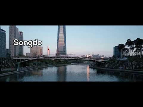 Incheon 인천, Songdo - DJI Mavic Pro