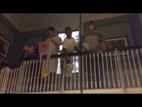 Ivy Street School Science Group - Egg Drop