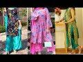 20+ Punjabi Suits design in floral print llPu