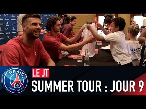 SUMMER TOUR 2017 : JOUR 9 (FR)