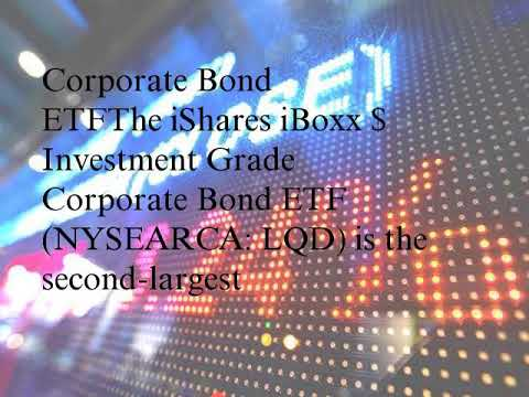 The 3 Biggest iShare Bond ETFs (AGG, LQD)