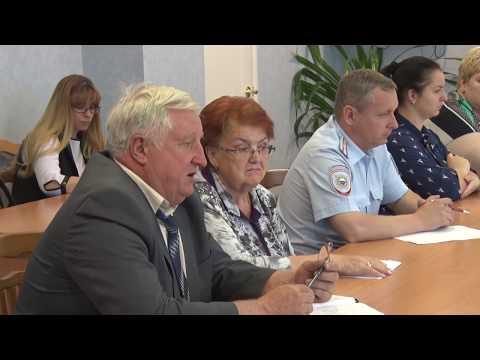 Десна-ТВ:  Оперативное совещание в администрации
