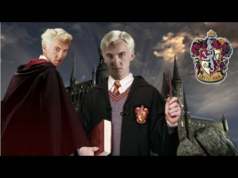 What If Draco Malfoy Was Sorted Into Gryffindor? - Harry Potter Theory