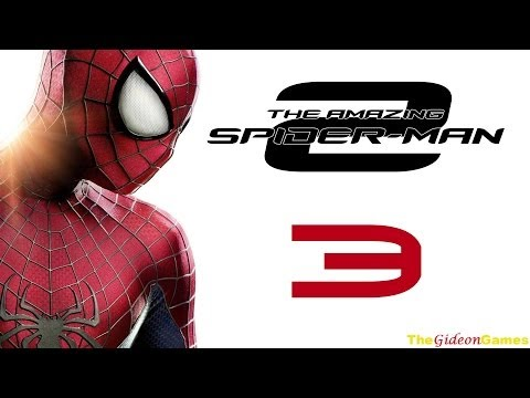 Прохождение The Amazing Spider-Man 2 [HD] - Часть 3 (Крейвен)