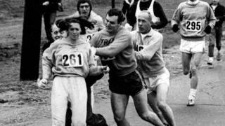 Running Through Stereotypes: The Story of Kathrine Switzer