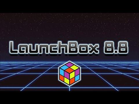 LaunchBox 8.8 - LaunchBox News