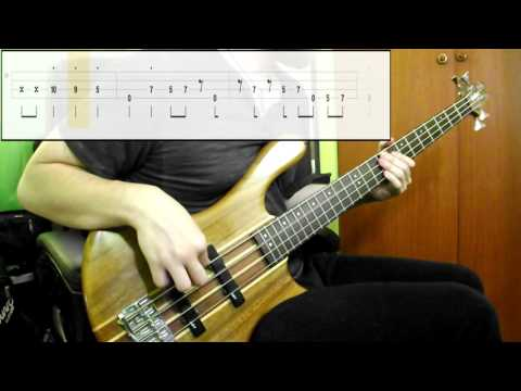 Red Hot Chili Peppers - Otherside (Bass Cover) (Play Along Tabs In Video)