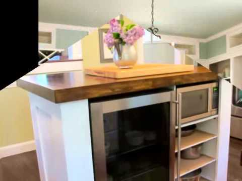 Small Kitchen Island Ideas Youtube