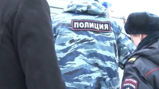 Задержание подозреваемого в серии краж аккумуляторов в Курской области(, 2017-03-01T08:45:06.000Z)