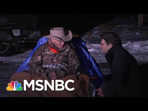 Armed Oregon Protester Talks Standoff With Federal Government | MSNBC