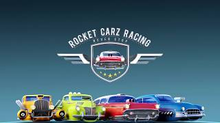 Rocket Carz Racing - Never Stop