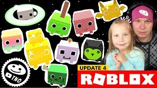 We OPEN 20 EGGS-Candy! Pet Simulator! | Roblox | Daddy and Barunka CZ/SK