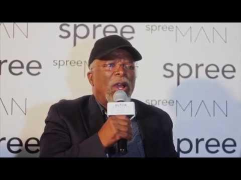 Blackboard x Spree: Black Panther with John Kani streaming vf