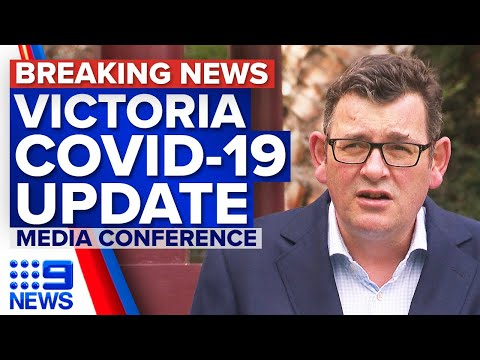 Victoria records 392 local COVID-19 cases | Coronavirus | 9 News Australia