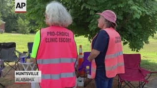 Federal lawsuit filed to block Ala. abortion ban