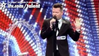 Britain''s Got Talent 2011 - Edward Reid Sings Funny Songs for kids