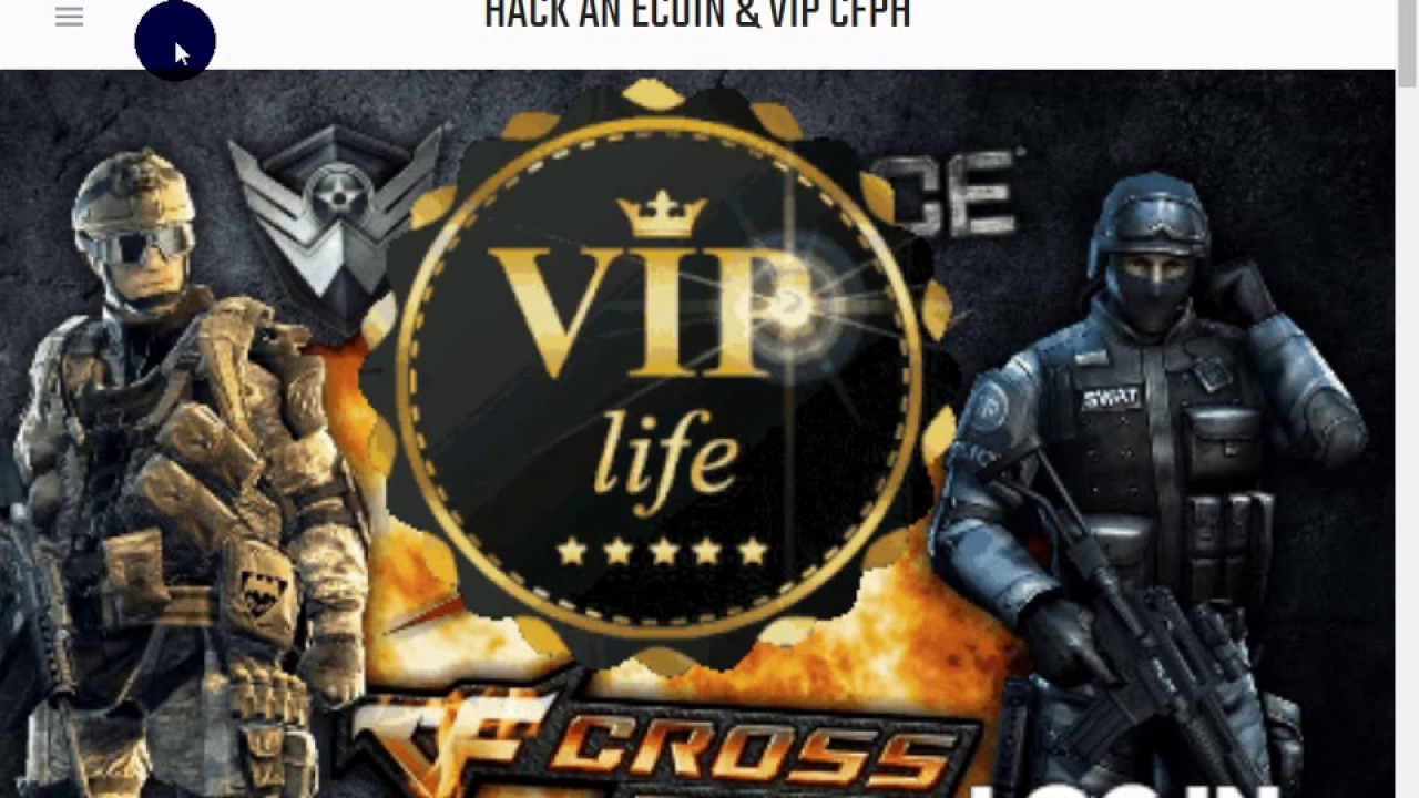 3:01 Mp3 تحميل Crossfire Free Vip Ecoin 2017 2018 GM Unknown