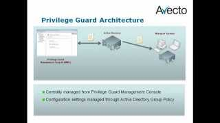Privilege Guard Acrchitecture