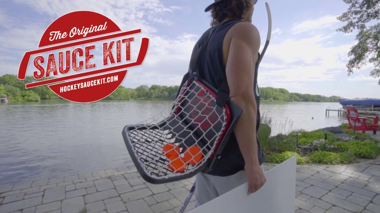 142baedc25c Sauce Season Chicago Edition - Hockey Sauce Kit - YouTube