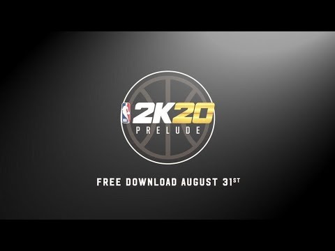 NBA 2K20 NEW NEWS 2K20 PRELUDE RELEASE DATE REVEALED NEW RELEASE DATE FOR NBA 2K20 MYPARK PRELUDE!