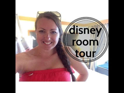 Disney Fantasy Cruise Balcony Room Tour room 5050