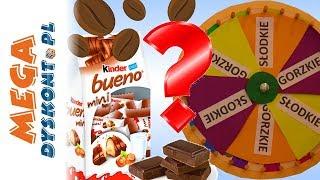 Słodkie vs. Gorzkie • Challenge • gry dla dzieci