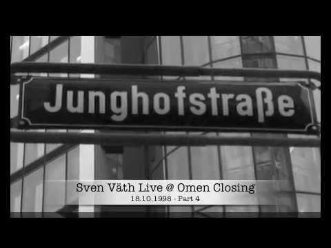 Sven Väth Live @ Omen Closing 18/10/1998 * part 4