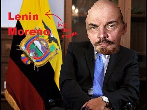 Ecuador Election 2017 talking about