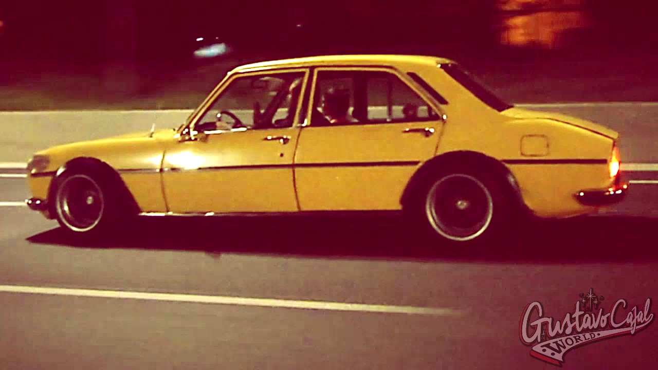 Peugeot 504 1976 Low Wide Rolling Tuning Modified Youtube