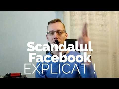 Scandalul Facebook, Cambridge Analytica, #DeleteFacebook EXP