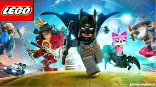 TOP 10 Best LEGO Games for android/iOS 2016
