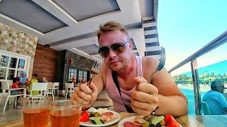 Турция 2020 ЕДЫ НЕТ Остались без завтрака в отеле Eftalia Ocean 5 УЛЬТРА Лучший аквапарк Алании
