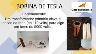 303   Bobina de Tesla