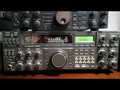 Radio Australia Kenwood TS-940SAT