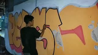 Graffiti Di Tembok Persija.1928 !!jcrb.ost