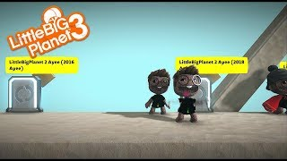 LittleBigPlanet 3 - Ayee Costume Showcase and Giveaway! (DLC Needed)