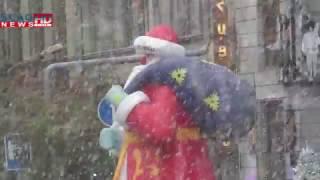 Slaq am Երևանում առատ ձյուն է տեղում
